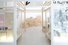 "Inside ""Open: A Bakema Celebration"" - The Dutch Pavilion at the 2014 Venice Biennale,Open: A Bakema Celebration. The Netherlands Pavilion at the 2014 Venice Biennale. Image © Nico Saieh"