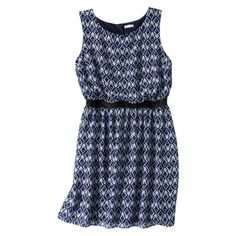 Xhilaration® Junior's Plus-Size Sleeveless Short Dress - Assorted Colors