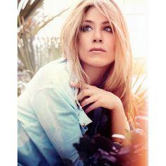 Jennifer Aniston InStyle US 8 ❤ liked on Polyvore