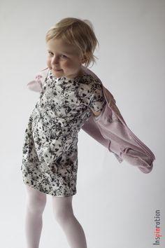 Simple Dress Free pattern from Kaatjesnaaisels
