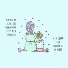 Recuerda que puedes acceder a nuestra #comunidad de padres que buscan educarse para criar hijos felices enlace en el bio @institutoparapadres   #ipp #familia #hijos #crianza #maternidad #psicologiainfantil #espana #conducta #frases #mama Mother Daughter Quotes, Mothers Day Quotes, Mom Quotes, To My Daughter, Qoutes, Daughters, Life Quotes, I Love Mom, Mothers Love