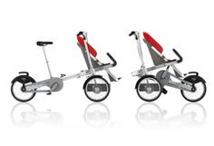 aint this nifty... bike/stroller by Taga
