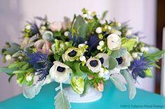 Anemones all around! http://facebook.com/tulipinadesign
