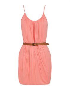 Nicola Doherty: My holiday wardrobe edit Beauty Treats, Holiday Wardrobe, Coral Dress, Summer Dresses, My Style, Pretty, Clothing, How To Wear, Kleding