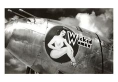 WWII World War 2 Aircraft Nose Art Pictures, Noseart Photos and ...