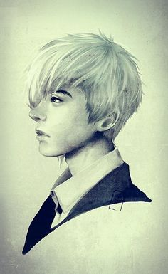 Portrait Illustrations by Ko-Yamii