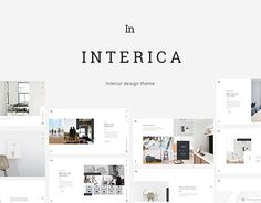 "Check out new work on my @Behance portfolio: ""Interica Free Interior Theme"" http://be.net/gallery/46740293/Interica-Free-Interior-Theme"