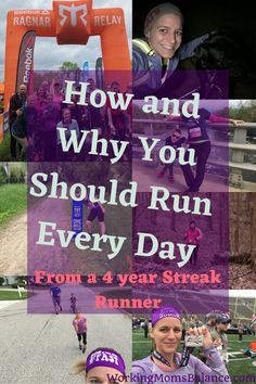 Reasons why you should run every day and tips for how to start running every day from a streak runner who has run every day for 4 years. It will change your life, you will see results. Beginning Running, How To Start Running, Running Tips, Trail Running, Improve Mental Health, Good Mental Health, Basil Health Benefits, Health Tips, Health And Wellness