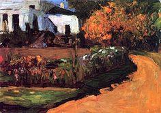 Autumn  Wassily Kandinsky - 1903