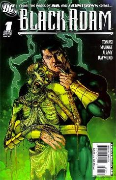Black Adam - The Dark Age complete set---> shipping is $0.01!!!