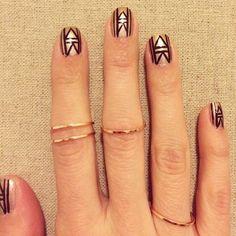 great gatsby nails, follow me on instagram:  http://instagram.com/stefeytch