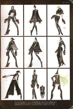 bayonetta art book - Google 検索