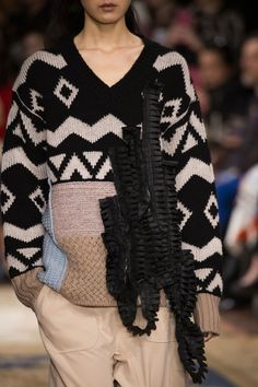 Antonio Marras at Milan Fall 2015 (Details)