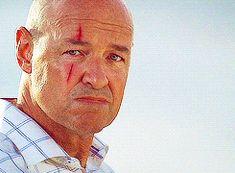 LOST:John Locke orange smile