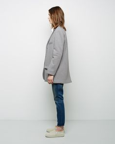 6397 / Fleece Blazer 6397 / Loose Skinny Jean Rag & Bone / Kent Slip-On #pf14