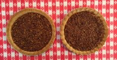 Pecan recipe to try - uses browned butter.  Yum!