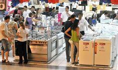 Queda de 9,6% do comércio ante janeiro de 2015 é a maior desde 2002, diz Serasa