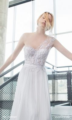 Stardust by Mira Zwillinger 2016 Wedding Dress