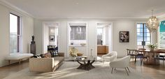 SEVEN HARRISON TRIBECA | South Residences 3 Bedroom Condo for Sale