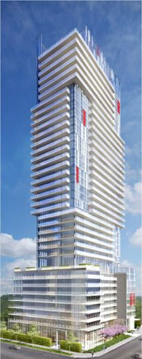 155 Redpath Condos by Freed Developments #architecture ☮k☮