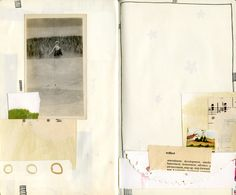 katie licht - collage - sketches no. so simple and lovely. Artist Journal, Artist Sketchbook, Sketchbook Pages, Sketchbook Project, Fashion Sketchbook, Sketchbook Ideas, Collages, Collage Art, Moleskine