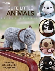 Cute Little Animals Crochet Pattern Book