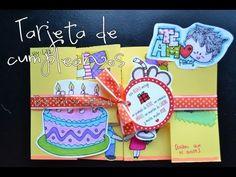Tarjeta de cumpleaños para novio