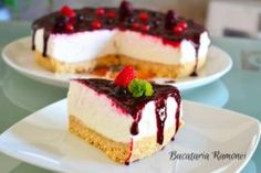 Artisan Food, Romanian Food, Cooking Recipes, Healthy Recipes, 200 Calories, Cheesecakes, I Foods, Food And Drink, Dessert Recipes