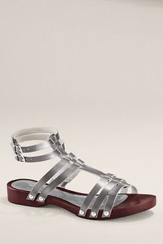 Land's End Gladiator's in Pewter