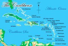 Islas del Caribe mapa En el corazón tropical del mundo, en uno de los lugares más atractivos del planeta, se encuentra el mar Caribe y suinfinito conjunto de islas hermosas. Ests tierras son uno de los destinos más buscados por los viajeros de todo el mundo, debido a las bellezas naturales y culturales que ofrecen.