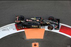#13 Pastor Maldonado...Lotus F1 Team...Lotus E23...Motor Mercedes PU106B V6 t h 1.6...GP Rusia 2015
