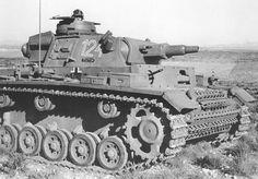 PzKw III N of 501 Schewere Pz Abt.