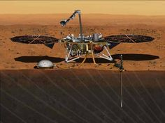 Mars robot launch now scheduled for May 2018: NASA - The Express Tribune
