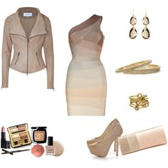 Neutral, created by danasq on Polyvore