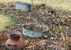 How to Transform Your Backyard Into a Wonderland Using Old Junk