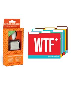 Look at this Learn the Lingo Office Set on #zulily today!