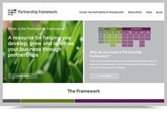 Partnership Framework (http://partnerframe.biz) created by MonkeyWeb Design Warwick (http://www.monkeyweb-design.co.uk)