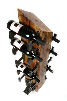 Incline Wine Rack