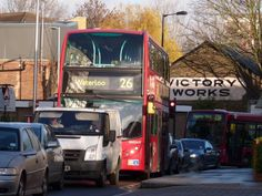 London Bus Routes For Sightseeing: Number 26 London Bus Route