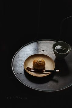 Moon cake pastry by i am wei, via Flickr   // light