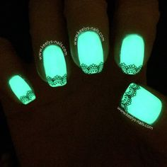 Go For Glow | Keely's Nails