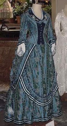 Christine's Blue dress from the Phantom of the Opera