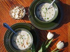 Newfoundland Clam Chowder. A classic chowder recipe, which apparently got invented by Newfies.