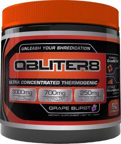 Not many fat burning powders on the market right now that are bringing the house. That changes today in Australia: https://blog.priceplow.com/supplement-news/alphaone-labs-obliter8  Alpha One Labs, the company behind the BZERQ pre workout, has quite the FULLY loaded fat burning powder here: Obliert8!  This is the SECOND product in a row to have both DMHA and Eria Jarensis... this must be a killer combo if various companies are independently discovering this blend. #Obliter8