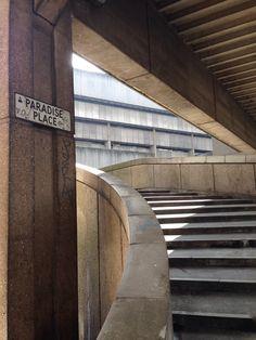 John Madin Brutalist // Birmingham Central Library overpass Birmingham Library, Council Estate, 29 June, Central Library, Sense Of Place, West Midlands, Slums, Le Corbusier, Brutalist