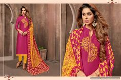 Latest Wholesale Salwar Kameez Catalog Raghav Creation Wild By Raghav Creation Surat At Best Price. Latest Salwar Kameez, Running Wear, Lehenga Gown, Traditional Outfits, Indian Outfits, Designer Dresses, Kimono Top, Clothes For Women, Lady