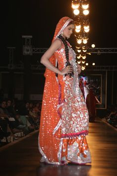 Nomi Ansari (Pakistani fashion) Couture Collection Bridal Week 2010