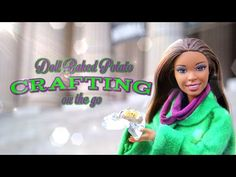 DIY - Crafting on the go: How to Make: Doll Baked Potato - FOOD - Handmade - Doll - Crafts - YouTube