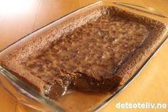 Norwegian Food, Norwegian Recipes, Tiramisu, Cake Recipes, French Toast, Deserts, Sweets, Goodies, Make It Yourself