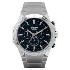 e57805f2109 Relógio Masculino Orient MBSSC091 P1SX Relogios Masculinos Prata